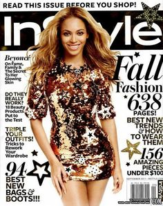 Smartologie: Beyonce for InStyle Magazine September 2011 - Photos