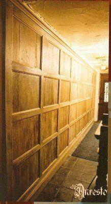 Schotse lambrisering 17de eeuws