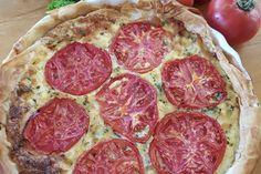 tarting about | tomato + feta tart – lo's kitchen Family Meals, Feta, Tart, Kitchen, Recipes, Cake, Cooking, Pie, Recipies
