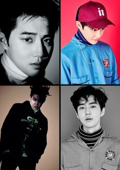 Suho | EXO | The Lucky One vs Monster