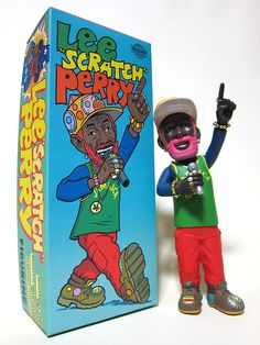 "LEE ""SCRATCH"" PERRY DOLL"