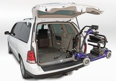 Eureka Solutions - Bruno AWL-150 Vehicle conversion Adaptation automobile  1-866-562-2555