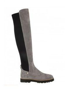 HOGAN Hogan Suede Boots. #hogan #shoes #boots