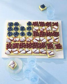 mini cheese-cakes