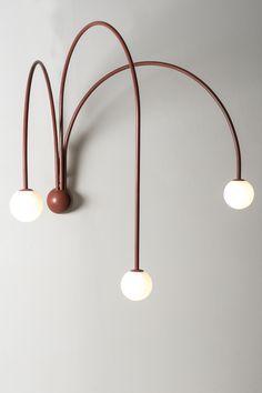 Quattro lampade da parete picture-0