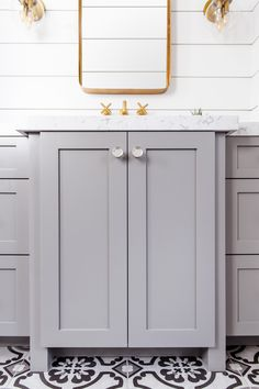Savvy Interiors is a boutique design and remodel firm in the north county San Diego area. With over 15 years experience and an in-house General Contractor, Savvy wants to help create beautiful spaces in your home. Shiplap Bathroom, Small Bathroom, Master Bathroom, Black Bathrooms, Condo Bathroom, Dream Bathrooms, Washroom, Bathroom Cabinets, Beautiful Bathrooms