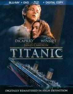 Titanic [4 Discs] [Includes Digital Copy] [Blu-ray/DVD] [1997] post by: Main Street Mobile Billboards
