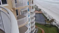 Daytona Beach Shores St. Maarten Oceanfront Condo For Sale