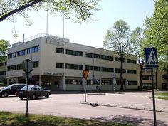 Statens ämbethus, Mariehamn