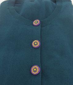 premo! Embellished Buttons