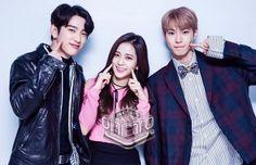 Jinyoung, Jisoo and BlackPink and NCT Btob, Got7 Jinyoung, 2ne1, Young Actresses, Actors & Actresses, South Korean Girls, Korean Girl Groups, Thailand Language, Fandom Kpop