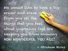 Abraham Hicks - Law of attraction http://www.loapowers.com/goal-clarity-as-your-biggest-motivator/