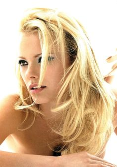 Franziska Knuppe (born 7 December 1974 in Rostock) is a German supermodel. She was discovered by famed designer Wolfgang Joop in 1997 at a café in Potsdam. Franziska featured prominently in campaigns of Triumph International, JOOP!, Oasis, and Reebok. She has modeled for Thierry Mugler, Diane von Fürstenberg, Escada, Rocobarocco, Wunderkind Couture, Jasper Conran, Betty Jackson, Strenesse, Vivienne Westwood, and Issey Miyake.