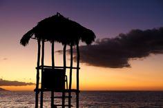 Sol en el Muelle de Playa Los Muertos