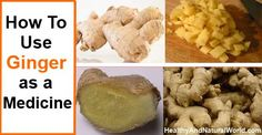 6 Reasons to Consume Ginger For Great Health