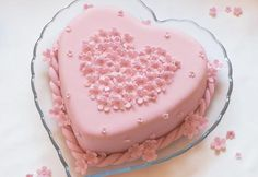 The Heart Cake for my Host Mother « Go Au Pair Philadelphia, Bucks & Montgomery Counties and parts of NJ