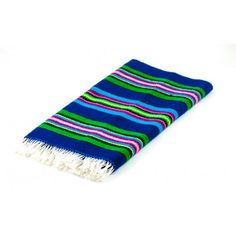 Hand made on the loom striped clothing from Opoczno. Beach Mat, Outdoor Blanket, Wool, Lace, Poland, Clothes, Embroidery, House, Outfits