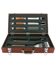 Mr. BBQ Stainless Steel BBQ Tool Set