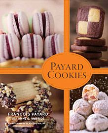 Payard Cookies designed by Sowins Design for Houghton Mifflin Harcourt by famed pastry chef Francois Payard.