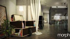 Lofts an der Forchstrasse Lofts, Curtains, Home Decor, Architecture, Architecture Visualization, Loft Room, Net Curtains, Homemade Home Decor, Loft