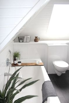 Minimalistic bathroom