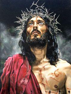 Imagen católica: cristo,jesus,calvario,hijo - Cathopic