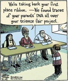 Middle School Science Teacher Humor