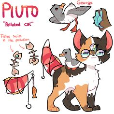 Pluto REF by Iyd on DeviantArt