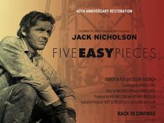 Five Easy Pieces - Harry's Recommendation