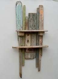 driftwood garden art - Google Search