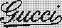 Alpha friendship bracelet pattern added by wtfgirl. Fair Isle Knitting Patterns, Bead Loom Patterns, Beading Patterns, Cross Stitch Patterns, Friendship Bracelet Patterns, Friendship Bracelets, Modele Pixel, Marvel Cross Stitch, Pixel Design