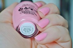 New on Lust for Lip Gloss, OPI Couture de Minnie! http://www.lustforlipgloss.com/2013/08/opi-nail-lacquers-in-chic-from-ears-to.html