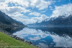 Spring by the Hardangerfjord, Norway. Photo by Marion Solberg at 500px