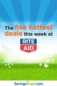 FREE School supplies and 4 more hot #RiteAid #deals this week! http://savingsangel.com/blog/2016/07/24/free-school-supplies-4-hot-riteaid-deals-week/ #couponing #grocery #coupons