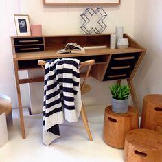 Mr Marius Origami 5 Drawers Desk $1695