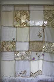 crochet curtains - Google Search