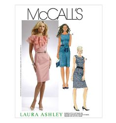 Items similar to Laura Ashley dress chic Bridesmaid cocktail dress sewing pattern McCalls 5972 Sz 6 to 10 on Etsy Mccalls Sewing Patterns, Dress Patterns, Laura Ashley Patterns, Bridal And Formal, Miss Dress, Handmade Clothes, Fitness Fashion, Vintage Fashion, Vintage Style