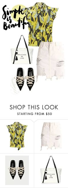 """bag"" by masayuki4499 ❤ liked on Polyvore featuring Finery London and Milly"