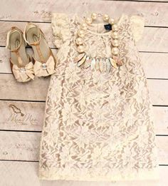Lacey dress