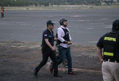 Jarvis Pavão, apontado pela polícia com um dos maiores fornecedores de cocaína do Brasil e que cumpria pena no Paraguai, foi extraditado na manhã desta quinta-feira (28). De acordo com a defesa,