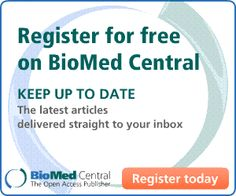 BioMed Central is an STM (Science, Technology and Medicine) publisher which has pioneered the open access publishing model, and was acquired by Springer Verlag in 2008. All original research articles published by BioMed Central are made freely and permanently accessible online immediately upon publication. BioMed Central views open access to research as essential in order to ensure the rapid and efficient communication of research findings.