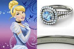 Anéis de noivado inspirados nas princesas da Disney fazem sucesso na web | VEJA SÃO PAULO
