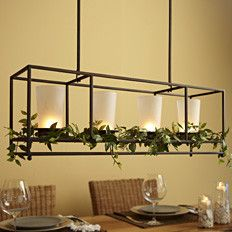 Partylite framework chandelier and centerpiece for the home framework collection mediterranean chandeliers wilmington partylite independent consultant aloadofball Image collections
