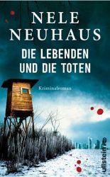 Ebook! Nele Neuhaus - Die Lebenden und die Toten / Pia Kirchhoff & Oliver von Bodenstein Bd.7