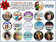 Room 213: It's Going to Be Epic-A Secondary ELA Giveaway! | Don't miss your chance to win an amazing packet FULL of resources from over 15 of #teacherspayteachers top #secondary sellers. Awesome!