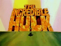 Discover & share this Hulk GIF with everyone you know. Marvel Gif, Marvel Comics, Hulk Powers, Incredible Hulk, The Incredibles, Cartoons, 21st, Friends, Pictures