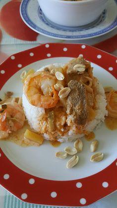 Mein Weg zurück ins Leben: Rotes Curry mit Reis