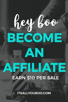 Want to make money online promoting a product that your audience will love? Join our affiliate program & make 35%+ per referral promoting the New Printable Slay Your Goals Planner.
