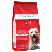Arden Grange Adult Dog Food with Chicken and Rice