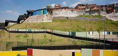 Nova Jaguaré Slum – Sector 3, São Paulo, 2012 - Boldarini Arquitetura e Urbanismo